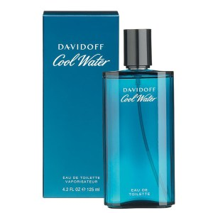DavidOff Cool Water - Men - 125ml