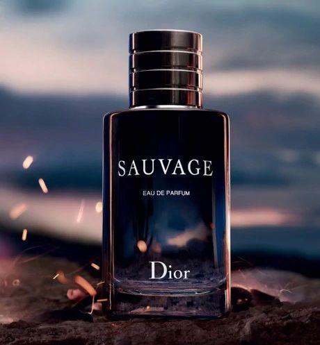 Christian Dior Sauvage Eau De Parfum Spray For Men