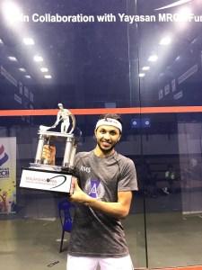 Al Tamimi wins Malaysian Open