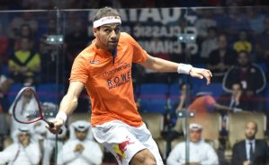 ElShorbagy excited to defend Qatar Classic title