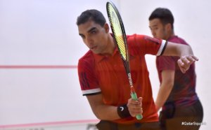 R1: Zahed 3-1 Yip