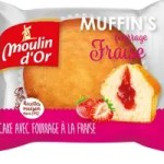 Moulin d'Or Muffin – Strawberry 55g 7