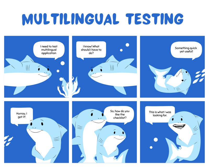 Multilingual-testing