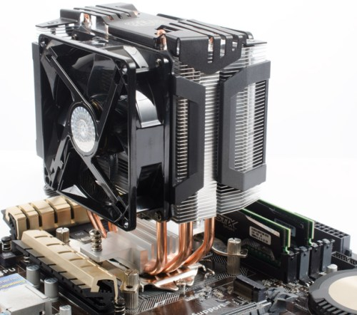 Cooling Overclocked CPUs