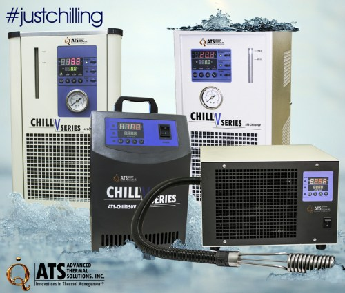 Recirculating Chillers