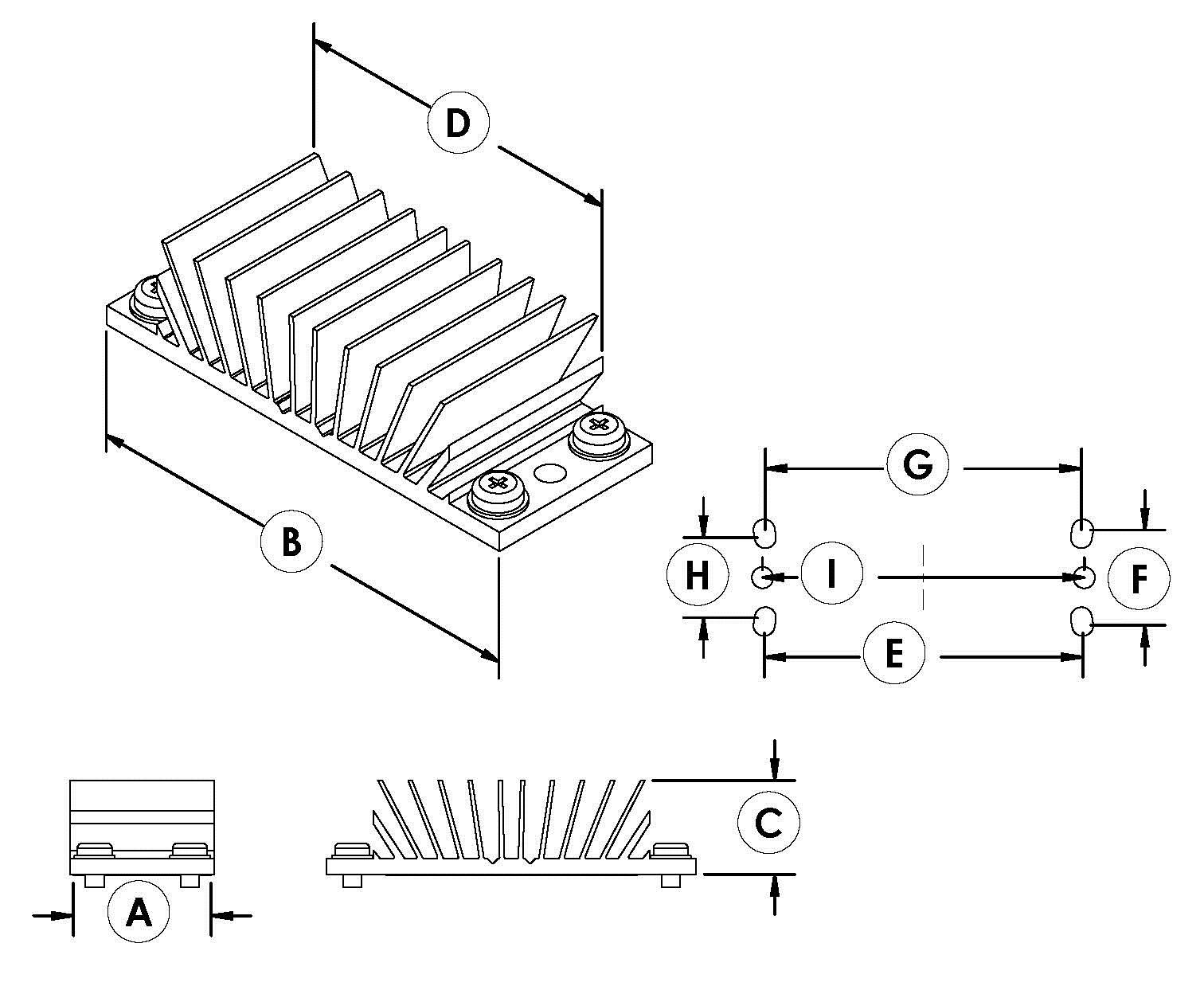 Ats C1 R0 23 0 X 58 0 X 6 1 Mm Maxiflow Power Brick