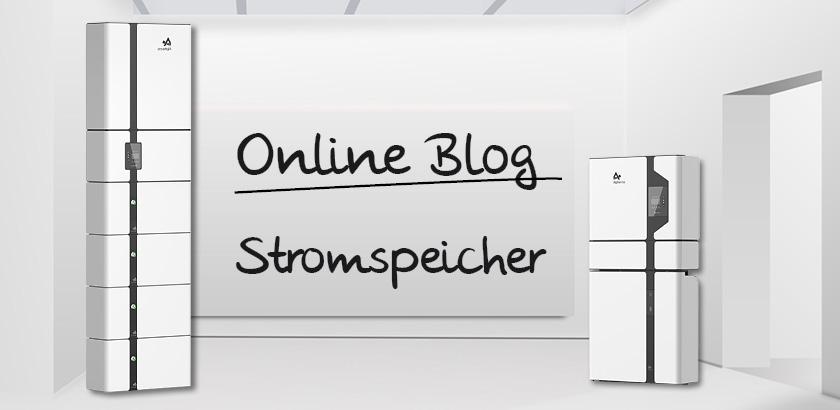 Online Blog Fragen Stromspeicher