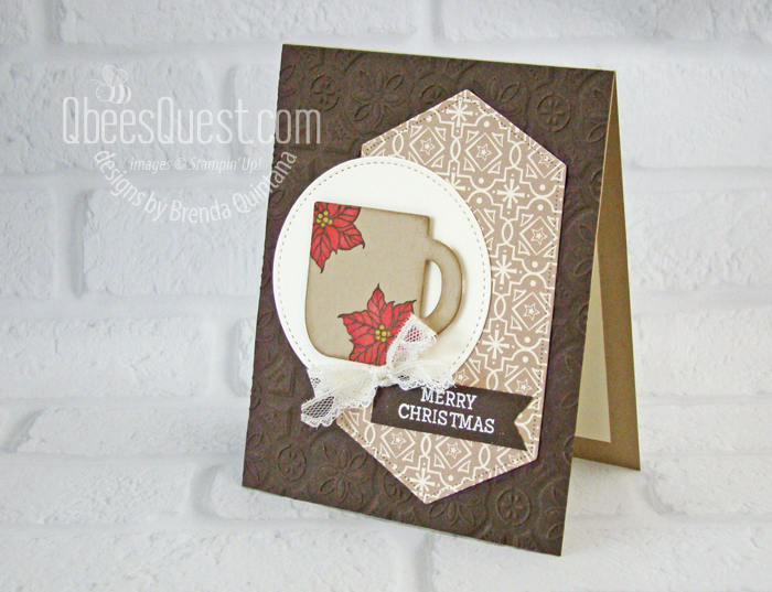 Cup of Christmas Card