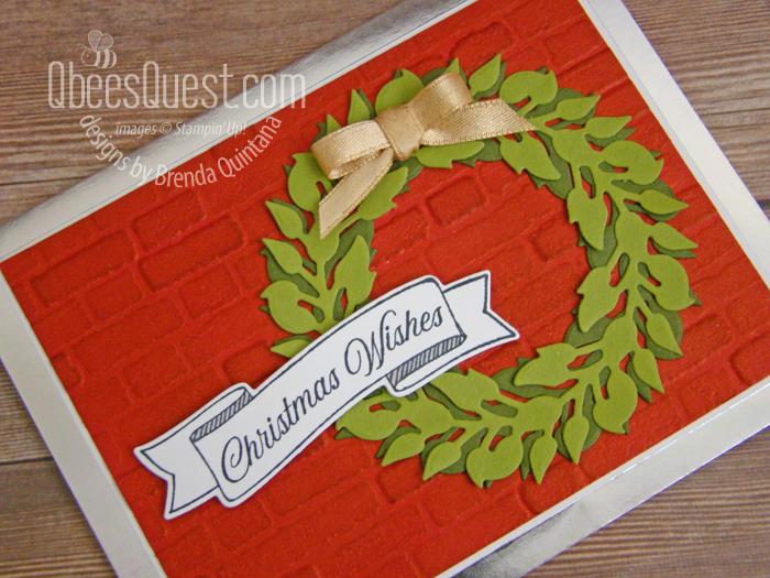 All Around Wreath Card