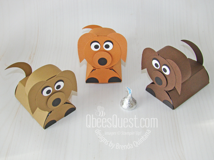 Hershey's Kisses Puppies