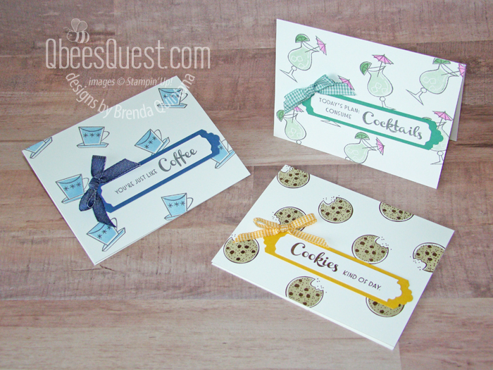 Stampin' Up Nothing's Better Than Cards