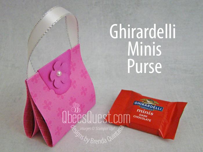Ghirardelli Minis Purse