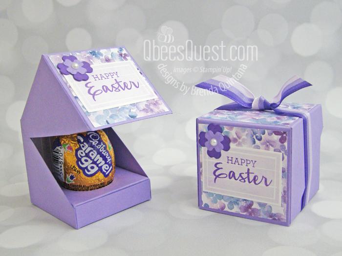 Cadbury Easter Egg Box