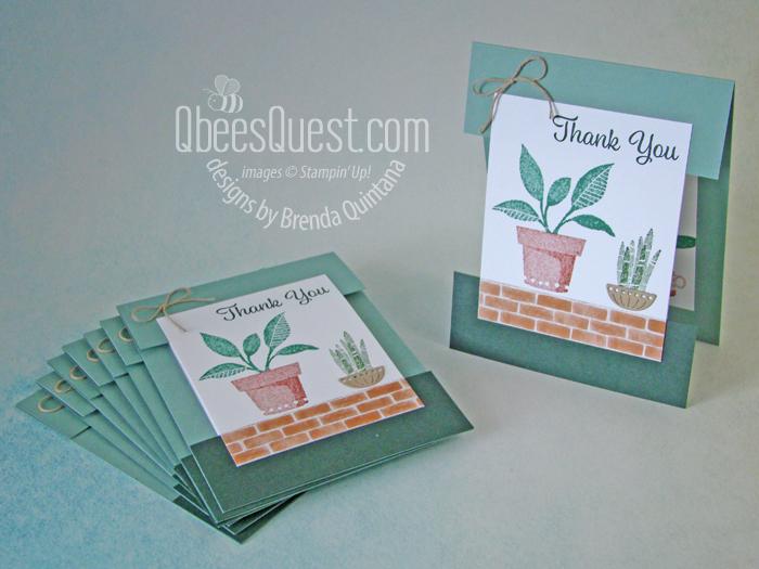 Plentiful Plants Split Cards
