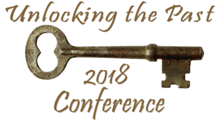 Unlocking the Past 2018 Conference