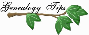 genealogy-tips