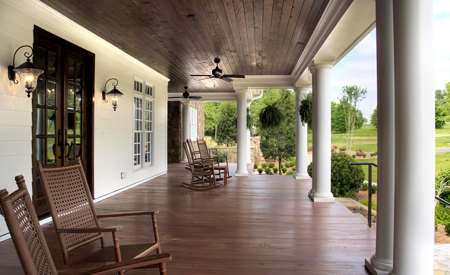 Southern Charm An Augusta Homes Perfectly Classic Design