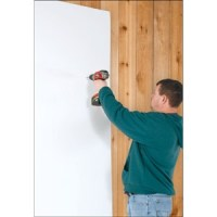 Poly-White Wall Panel | QC Supply