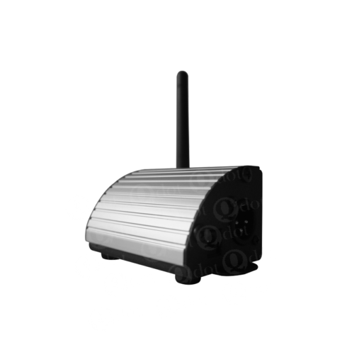 WI-RAD DMX512 wireless receiver/transmitter for lighting fixtures