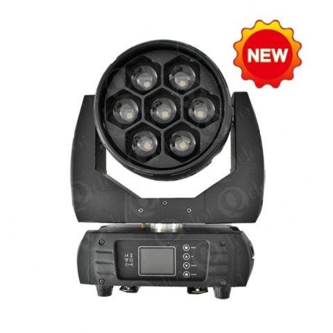 QZOOM 740F mini wash zoom light