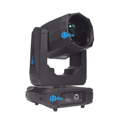 QBEAM 100 LED moving head beam