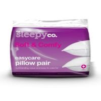 Soft & Comfy Bed Pillow Pair - Buy Online at QD Stores