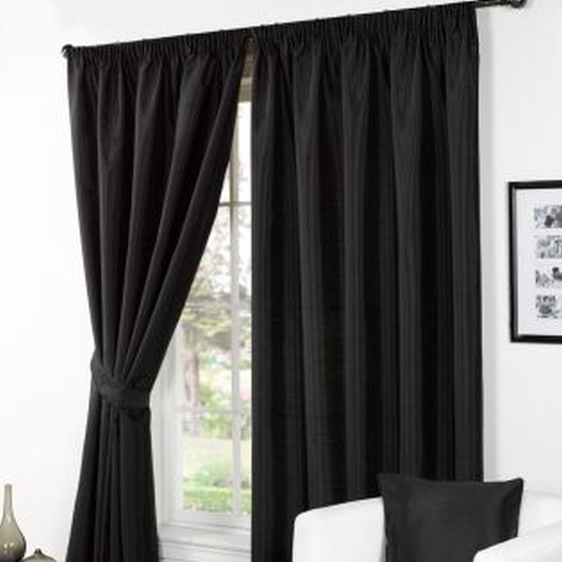 Black Silk Curtains Pictures To Pin On Pinterest PinsDaddy