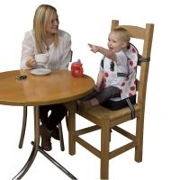 Booster Seat 5 Point Travel High Chair - Buy Online at QD ...