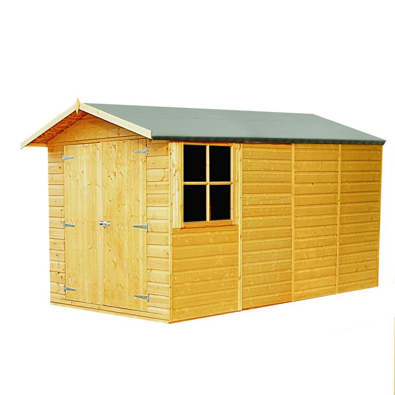 Shire Jersey Shiplap Garden Shed 7 x 13  Buy Online at