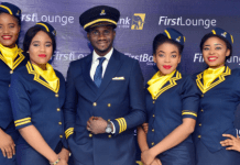 FirstLounge by FirstBank at Murtala Muhammed International Airport