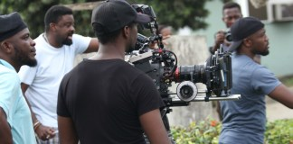 Kunle Afolayan film location in Nollywood (1)