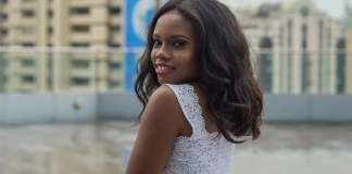 Nigerian actress and model Chy Leona
