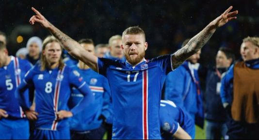 Iceland qualify for World Cup