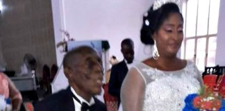 Ogoni layer Cyrus Nunieh marries youg lover