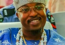 Oluwo of Iwo Land Oba Abdul-Rasheed Akanbi