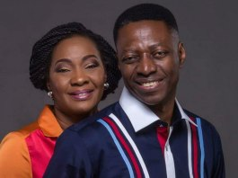 Sam Adeyemi and Nike Adeyemi