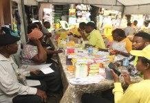 MTN Market Doctor visits markets