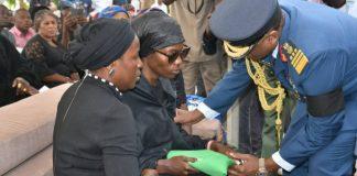 NAF Nigerian Airforce burial