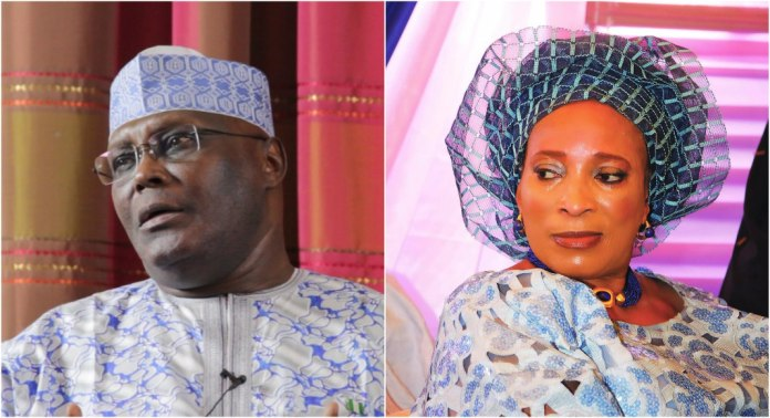 Atiku Does Not Need Nigerias Money, Wife Says - Qedng-8896