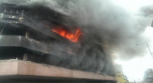 fire-building UAC