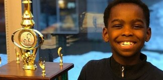Nigerian boy, Tanitoluwa Adewunmi, crowned chess champion in US
