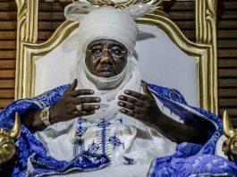 Mohammed Bambado Sarkin Fulani of Lagos
