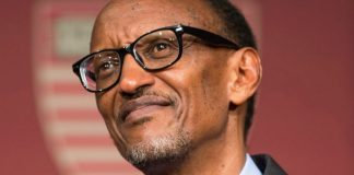 Paul Kagame of Rwanda