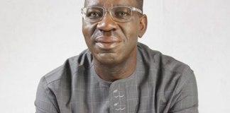 Godwin Obaseki Edo