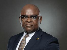 Dr Adesola Adeduntan CEO First Bank of Nigeria Ltd