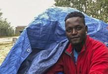 UK asylum seeker, Osiama Mike