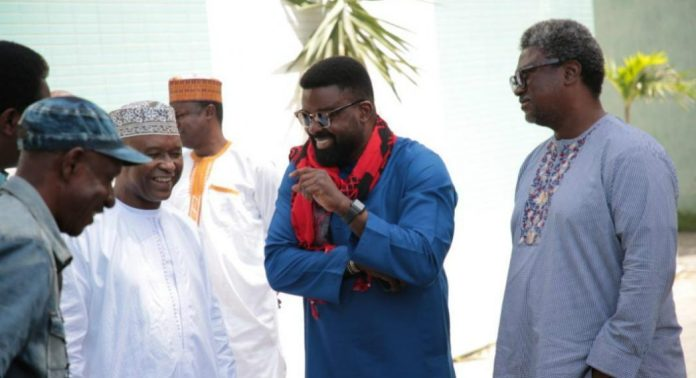 Kunle Afolayan partners Cape Verde, Nigerian Embassy, Senegal for new movie The Citation