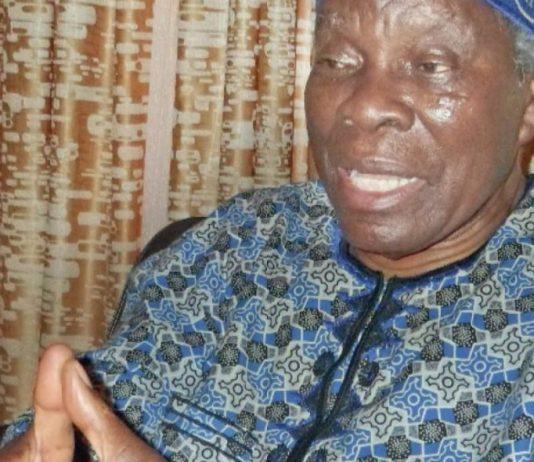 Prof Stephen Akintoye Yoruba historian
