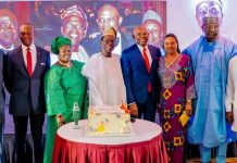 UBA honours ex-director Kola Jamodu