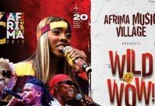 6th AFRIMA Music Village
